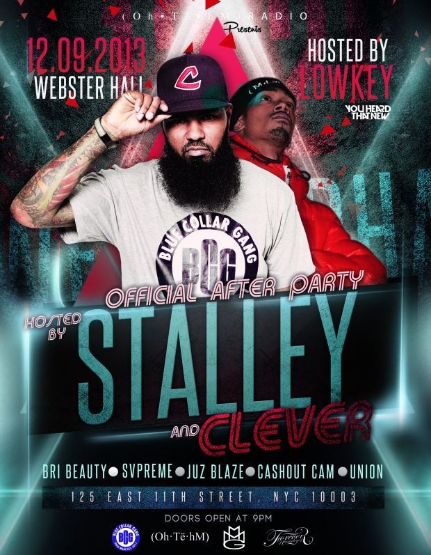 STALLEYFLYERUNION